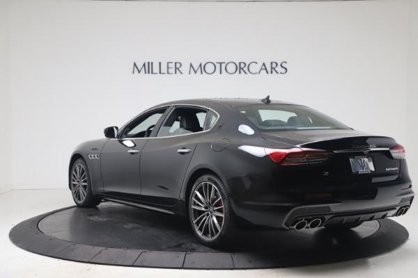New 2022 Maserati Quattroporte Modena Q4 for sale $128,775 at Maserati of Greenwich in Greenwich CT 06830 5