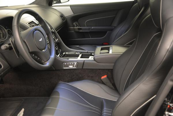 Used 2015 Aston Martin DB9 Carbon Edition for sale Sold at Maserati of Greenwich in Greenwich CT 06830 14
