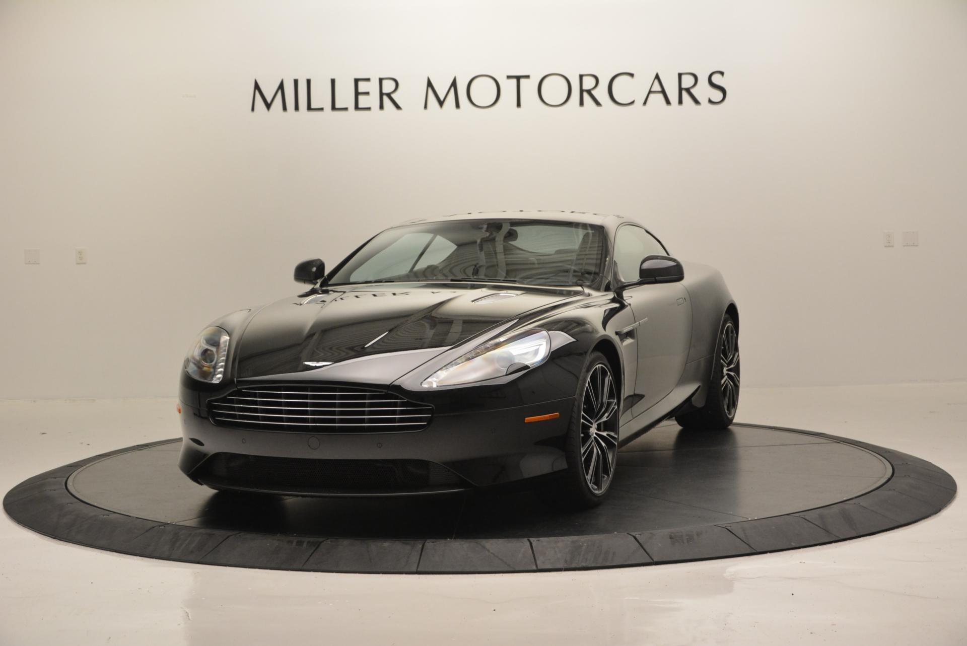 Used 2015 Aston Martin DB9 Carbon Edition for sale Sold at Maserati of Greenwich in Greenwich CT 06830 1