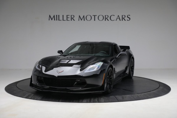 Used 2016 Chevrolet Corvette Z06 for sale $85,900 at Maserati of Greenwich in Greenwich CT 06830 12
