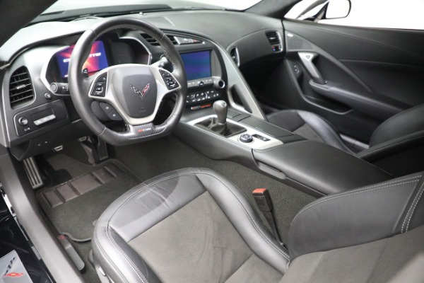 Used 2016 Chevrolet Corvette Z06 for sale $85,900 at Maserati of Greenwich in Greenwich CT 06830 13