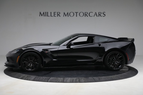Used 2016 Chevrolet Corvette Z06 for sale $85,900 at Maserati of Greenwich in Greenwich CT 06830 2