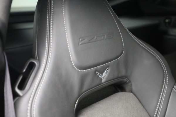 Used 2016 Chevrolet Corvette Z06 for sale $85,900 at Maserati of Greenwich in Greenwich CT 06830 25