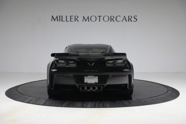 Used 2016 Chevrolet Corvette Z06 for sale $85,900 at Maserati of Greenwich in Greenwich CT 06830 5