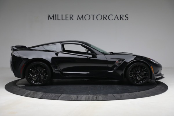 Used 2016 Chevrolet Corvette Z06 for sale $85,900 at Maserati of Greenwich in Greenwich CT 06830 8