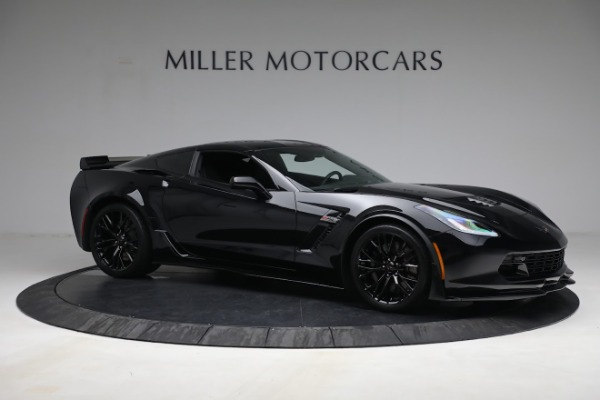 Used 2016 Chevrolet Corvette Z06 for sale $85,900 at Maserati of Greenwich in Greenwich CT 06830 9