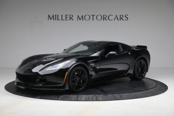Used 2016 Chevrolet Corvette Z06 for sale $85,900 at Maserati of Greenwich in Greenwich CT 06830 1