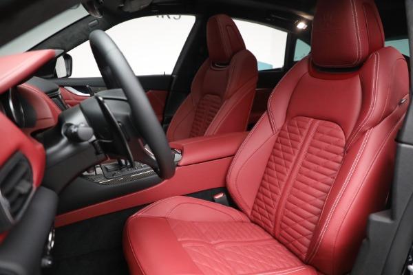 New 2022 Maserati Levante Trofeo for sale $155,045 at Maserati of Greenwich in Greenwich CT 06830 15