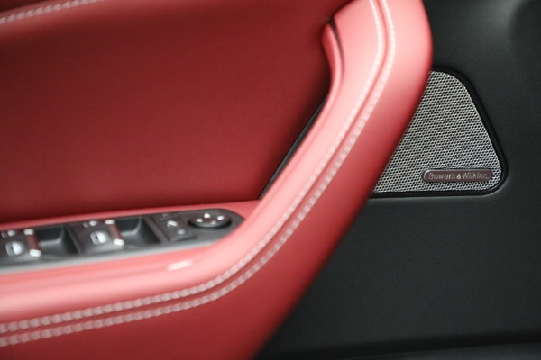 New 2022 Maserati Levante Trofeo for sale $155,045 at Maserati of Greenwich in Greenwich CT 06830 19