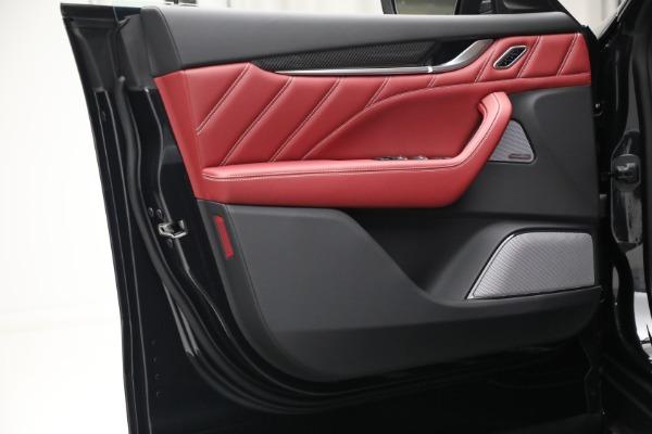 New 2022 Maserati Levante Trofeo for sale $155,045 at Maserati of Greenwich in Greenwich CT 06830 21