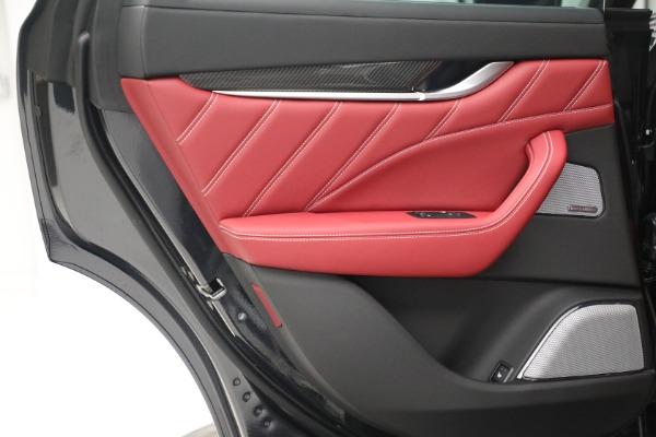 New 2022 Maserati Levante Trofeo for sale $155,045 at Maserati of Greenwich in Greenwich CT 06830 25