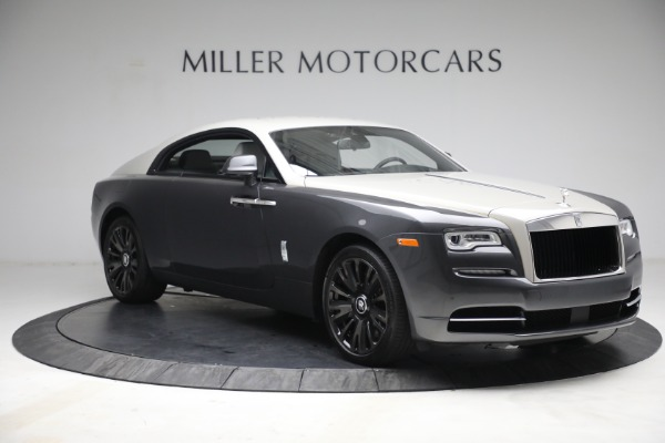 Used 2020 Rolls-Royce Wraith for sale Call for price at Maserati of Greenwich in Greenwich CT 06830 12