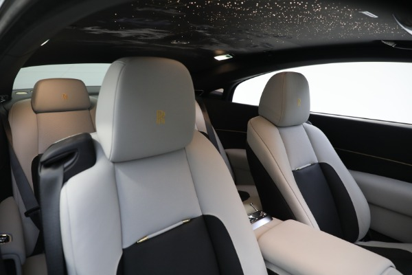 Used 2020 Rolls-Royce Wraith for sale Call for price at Maserati of Greenwich in Greenwich CT 06830 17