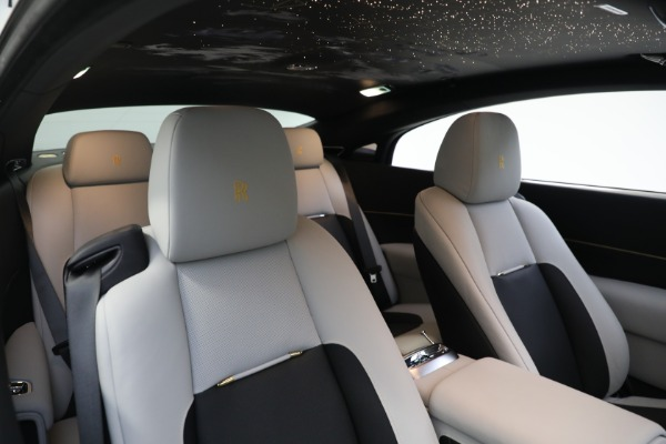 Used 2020 Rolls-Royce Wraith for sale Call for price at Maserati of Greenwich in Greenwich CT 06830 18