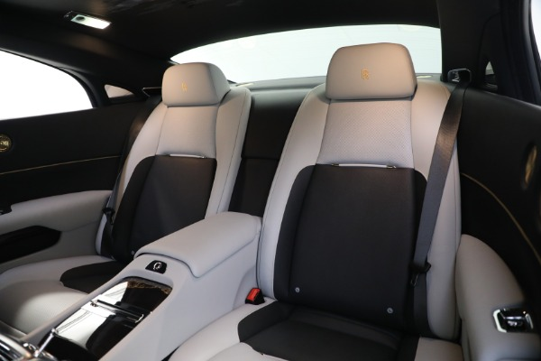 Used 2020 Rolls-Royce Wraith for sale Call for price at Maserati of Greenwich in Greenwich CT 06830 19