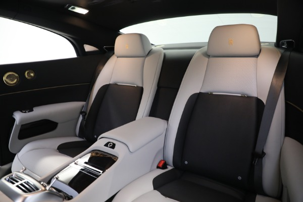 Used 2020 Rolls-Royce Wraith for sale Call for price at Maserati of Greenwich in Greenwich CT 06830 20