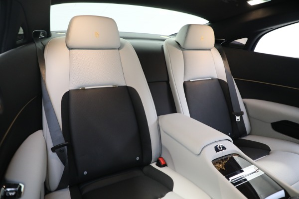 Used 2020 Rolls-Royce Wraith for sale Call for price at Maserati of Greenwich in Greenwich CT 06830 21