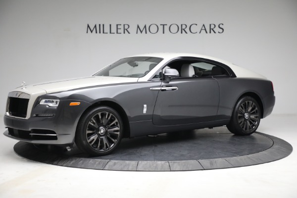 Used 2020 Rolls-Royce Wraith for sale Call for price at Maserati of Greenwich in Greenwich CT 06830 3