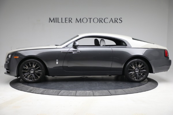 Used 2020 Rolls-Royce Wraith for sale Call for price at Maserati of Greenwich in Greenwich CT 06830 4