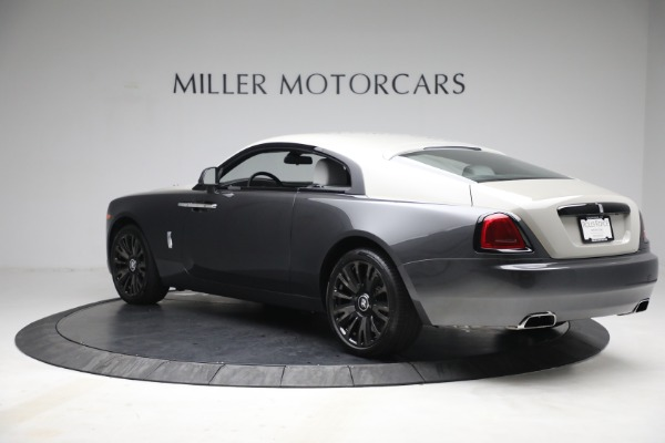 Used 2020 Rolls-Royce Wraith for sale Call for price at Maserati of Greenwich in Greenwich CT 06830 5