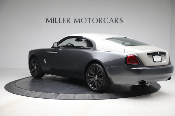 Used 2020 Rolls-Royce Wraith for sale Call for price at Maserati of Greenwich in Greenwich CT 06830 6