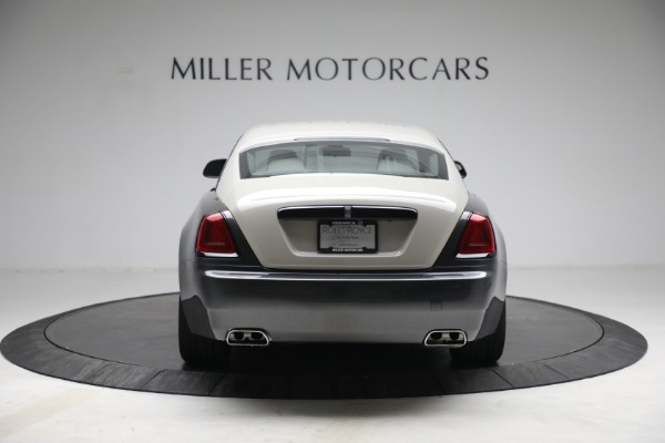 Used 2020 Rolls-Royce Wraith for sale Call for price at Maserati of Greenwich in Greenwich CT 06830 7
