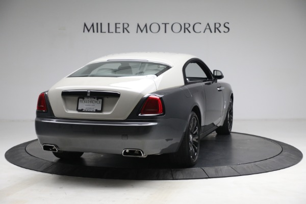 Used 2020 Rolls-Royce Wraith for sale Call for price at Maserati of Greenwich in Greenwich CT 06830 8