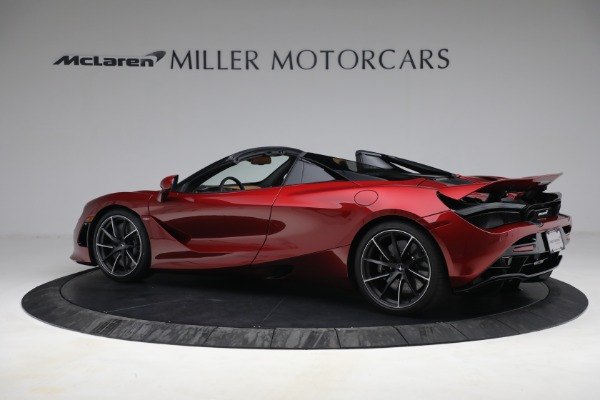 New 2022 McLaren 720S Spider for sale $382,090 at Maserati of Greenwich in Greenwich CT 06830 4