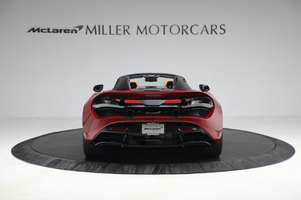 New 2022 McLaren 720S Spider for sale $382,090 at Maserati of Greenwich in Greenwich CT 06830 6