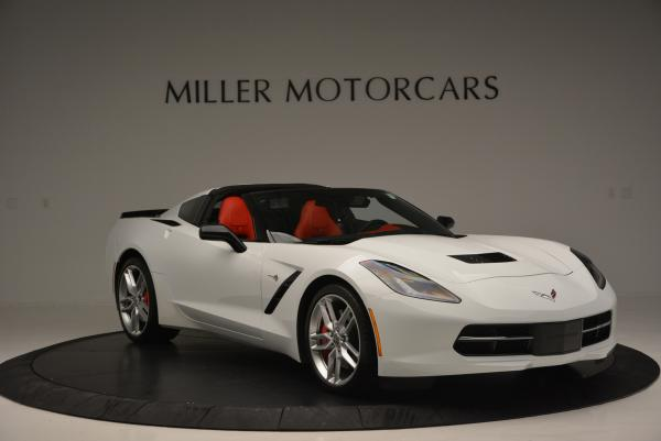 Used 2014 Chevrolet Corvette Stingray Z51 for sale Sold at Maserati of Greenwich in Greenwich CT 06830 15