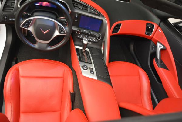 Used 2014 Chevrolet Corvette Stingray Z51 for sale Sold at Maserati of Greenwich in Greenwich CT 06830 17