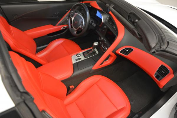 Used 2014 Chevrolet Corvette Stingray Z51 for sale Sold at Maserati of Greenwich in Greenwich CT 06830 18