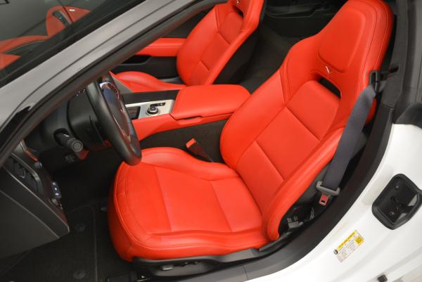 Used 2014 Chevrolet Corvette Stingray Z51 for sale Sold at Maserati of Greenwich in Greenwich CT 06830 20