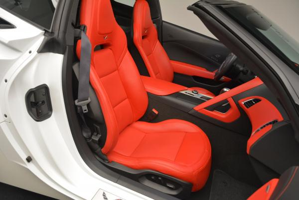 Used 2014 Chevrolet Corvette Stingray Z51 for sale Sold at Maserati of Greenwich in Greenwich CT 06830 22