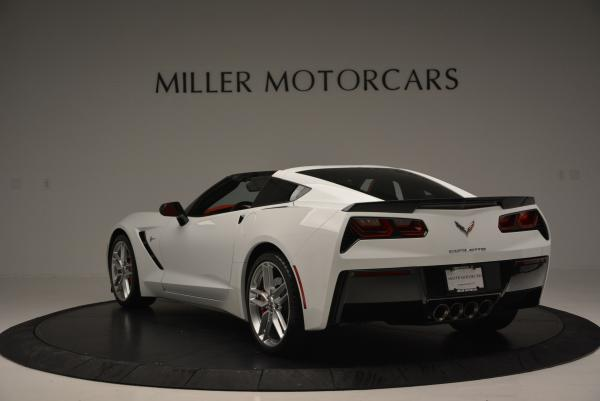Used 2014 Chevrolet Corvette Stingray Z51 for sale Sold at Maserati of Greenwich in Greenwich CT 06830 8