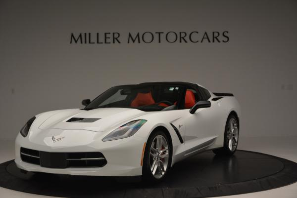 Used 2014 Chevrolet Corvette Stingray Z51 for sale Sold at Maserati of Greenwich in Greenwich CT 06830 1