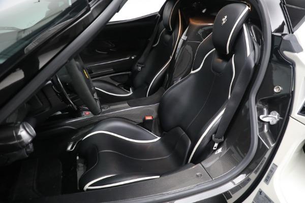 Used 2014 Ferrari LaFerrari for sale Call for price at Maserati of Greenwich in Greenwich CT 06830 16