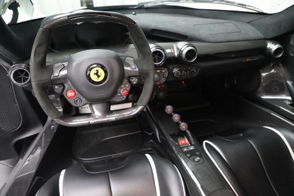 Used 2014 Ferrari LaFerrari for sale Call for price at Maserati of Greenwich in Greenwich CT 06830 17