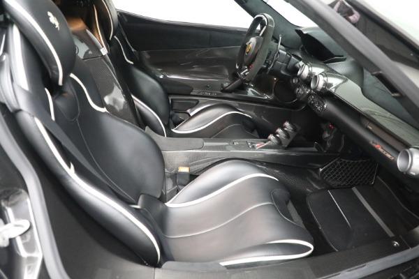 Used 2014 Ferrari LaFerrari for sale Call for price at Maserati of Greenwich in Greenwich CT 06830 20