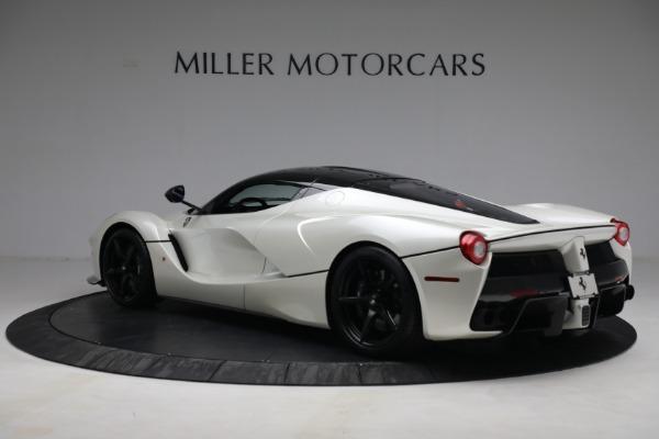 Used 2014 Ferrari LaFerrari for sale Call for price at Maserati of Greenwich in Greenwich CT 06830 6