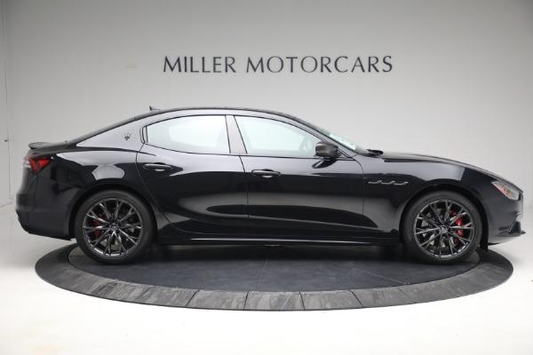 New 2022 Maserati Ghibli Modena Q4 for sale $103,855 at Maserati of Greenwich in Greenwich CT 06830 9