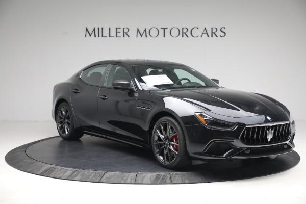 New 2022 Maserati Ghibli Modena Q4 for sale $103,855 at Maserati of Greenwich in Greenwich CT 06830 11