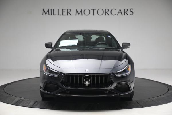New 2022 Maserati Ghibli Modena Q4 for sale $103,855 at Maserati of Greenwich in Greenwich CT 06830 12