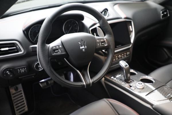 New 2022 Maserati Ghibli Modena Q4 for sale $103,855 at Maserati of Greenwich in Greenwich CT 06830 15