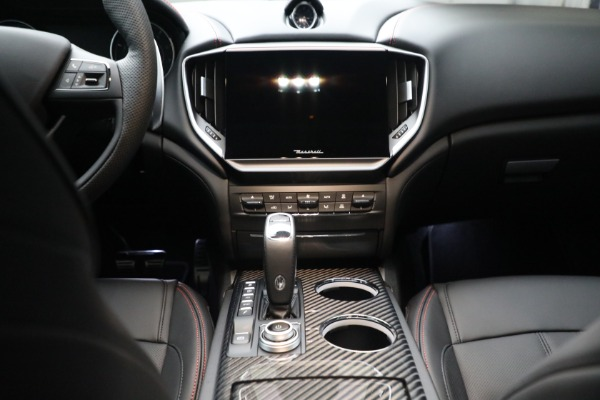 New 2022 Maserati Ghibli Modena Q4 for sale $103,855 at Maserati of Greenwich in Greenwich CT 06830 18