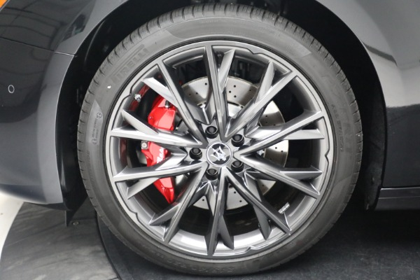 New 2022 Maserati Ghibli Modena Q4 for sale $103,855 at Maserati of Greenwich in Greenwich CT 06830 20