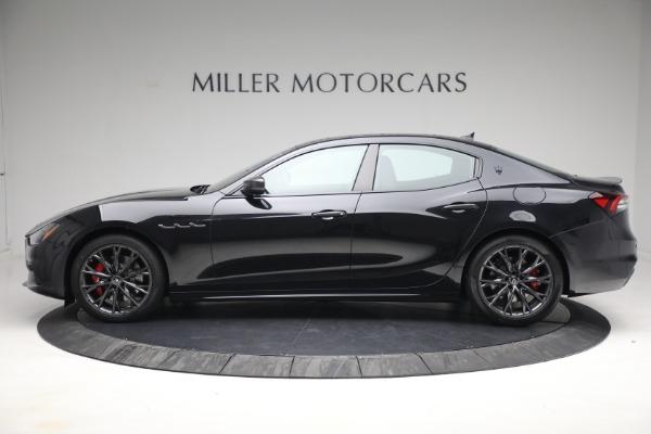 New 2022 Maserati Ghibli Modena Q4 for sale $103,855 at Maserati of Greenwich in Greenwich CT 06830 3