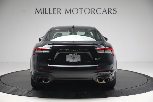 New 2022 Maserati Ghibli Modena Q4 for sale $103,855 at Maserati of Greenwich in Greenwich CT 06830 6
