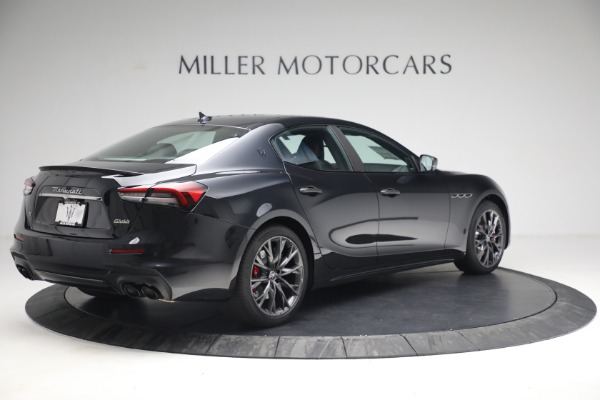 New 2022 Maserati Ghibli Modena Q4 for sale $103,855 at Maserati of Greenwich in Greenwich CT 06830 8