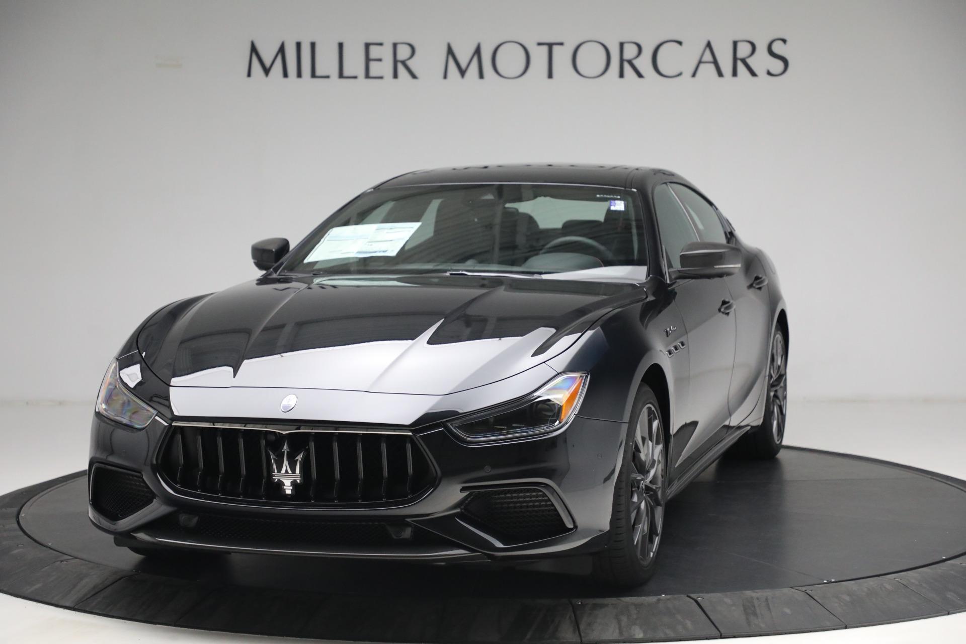 New 2022 Maserati Ghibli Modena Q4 for sale $103,855 at Maserati of Greenwich in Greenwich CT 06830 1
